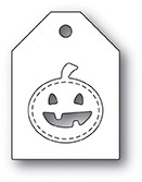 Memory Box Poppystamps Dies - Jack O'Lantern Taglet