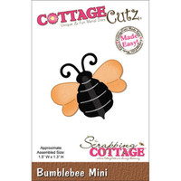 CottageCutz Mini Die - Bumblebee