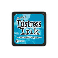 Tim Holtz Mini Distress Pads by Ranger - Mermaid Lagoon