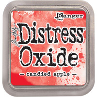 Tim Holtz Distress Oxide Ink Pads by Ranger - Candied Apple