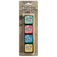 Tim Holtz Mini Distress Ink by Ranger - Kit #13