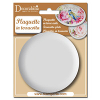 Stamperia Plaquette - Large Circle 1/pk