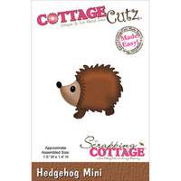 CottageCutz Mini Die - Hedgehog