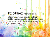 Visible Image Stamps - Brother Definition