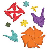 Spellbinders Shapeabilities - Pinwheels
