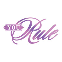 Couture Creations GoPress Foil Hotfoil Stamps, Everyday Sentiments - You Rule