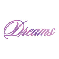 Couture Creations GoPress Foil Hotfoil Stamps, Everyday Sentiments - Dreams