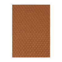 Tonic Studios Craft Perfect Hand Crafted Embossed Cotton Paper A4 - Spice Basket - 5 Pk