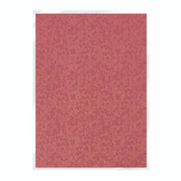 Tonic Studios Craft Perfect Hand Crafted Embossed Cotton Paper A4 - Coral Confetti - 5 Pk