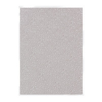 Tonic Studios Craft Perfect Hand Crafted Embossed Cotton Paper A4 - Broken Glass - 5 Pk