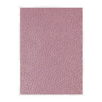 Tonic Studios Craft Perfect Hand Crafted Embossed Cotton Paper A4 - Falling Glitter - 5 Pk