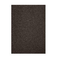 Tonic Studios Craft Perfect Glitter Card A4 - Black Sapphire - 5 Pk