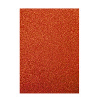 Tonic Studios Craft Perfect Glitter Card A4 - Ruby Ritz - 5 Pk