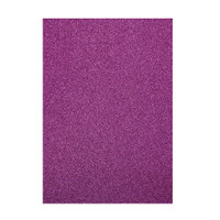 Tonic Studios Craft Perfect Glitter Card A4 - Nebula Purple - 5 Pk