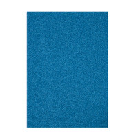Tonic Studios Craft Perfect Glitter Card A4 - Midnight Topaz - 5 Pk