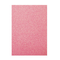 Tonic Studios Craft Perfect Glitter Card A4 - Opulant Orchid - 5 Pk
