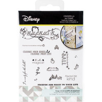 Character World Disney Cinderella Stamp Set