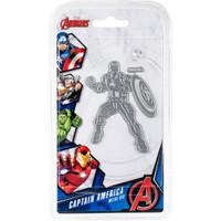 Character World Marvel Avengers Die Set - Captain America