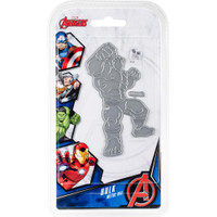 Character World Marvel Avengers Die Set - The Hulk