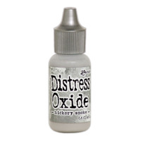 Tim Holtz Distress Oxide Reinkers by Ranger - Hickory Smoke