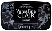 Tsukineko VersaFine Clair Full Size Inkpad - Nocturne