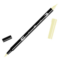 Tombow Dual Brush Pen - 020 Peach