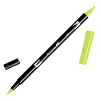 Tombow Dual Brush Pen - 133 Chartreuse