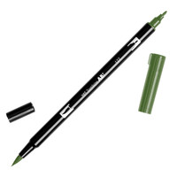 Tombow Dual Brush Pen - 177 Dark Jade