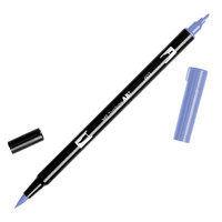 Tombow Dual Brush Pen - 603 Periwinkle