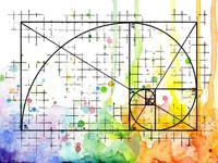 Visible Image Stamps - Fibonacci