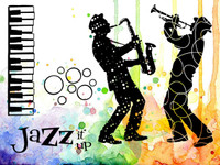 Visible Image Stamps - Jazz It Up