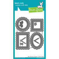 Lawn Fawn Dies - Mini Picture Frames