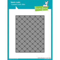 Lawn Fawn Dies - Quilted Backdrop