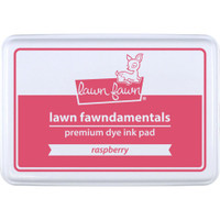 Lawn Fawn Ink Pad - Raspberry