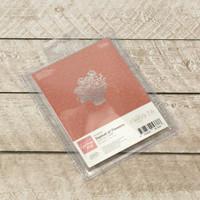 Couture Creations C'est La Vie - Basket of Flowers Hotfoil Stamp