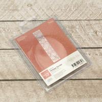 Couture Creations C'est La Vie - Vintage Border Hotfoil Stamp