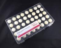 Simply Refined Sponge Dauber Storage Box with 40 Sponge Daubers