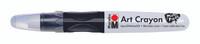 Marabu Art Crayon 070 - White