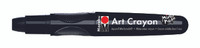 Marabu Art Crayon 073 - Black