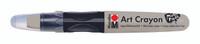Marabu Art Crayon 082 - Silver
