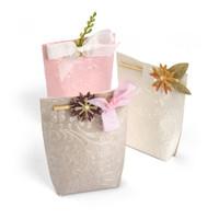 Sizzix Bigz Die by Lindsey Serata - Box, Floral Gift