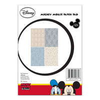 Character World Disney Paper Pad, Mickey Mouse & Friends - Mickey Mouse Paper Pad