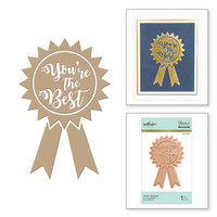 Spellbinders Glimmer Hot Foil Plates - You're the Best