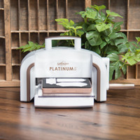 Spellbinders Platinum 6 Die Cutting  Embossing Machine (NO FREE SHIPPING)