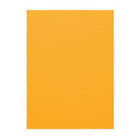 "Tonic Studios - Craft Perfect - Classic Card Weave Textured 8.5"" x 11"" (10/PK) - Mustard Yellow"