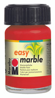 Marabu Easy Marble 031 15mL - Cherry Red