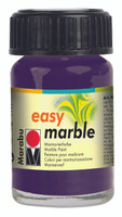 Marabu Easy Marble 039 15mL - Aubergine