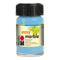 Marabu Easy Marble 090 15mL - Light Blue