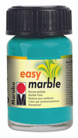 Marabu Easy Marble 297 15mL - Aqua Green