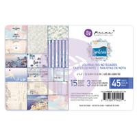 Prima Marketing, Santorino - 4X6 Journaling Cards